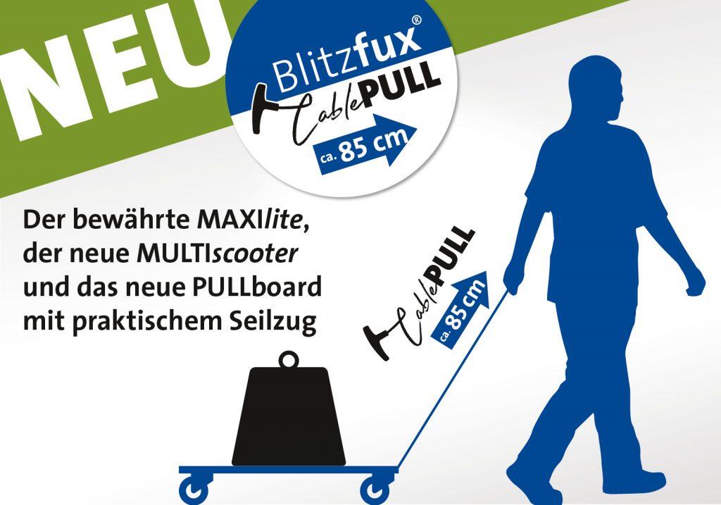 Blitzfux CablePull