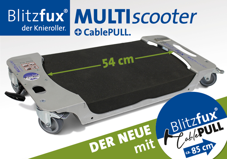 Blitzfux Multiscooter