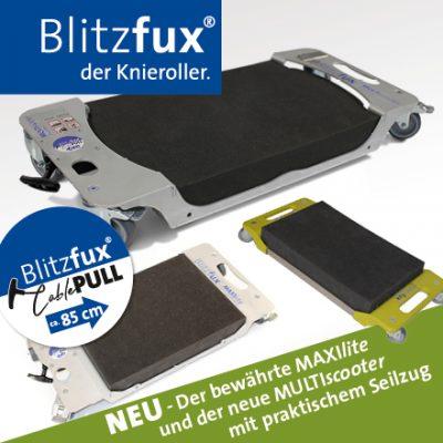 BLITZFUX® Knieroller
